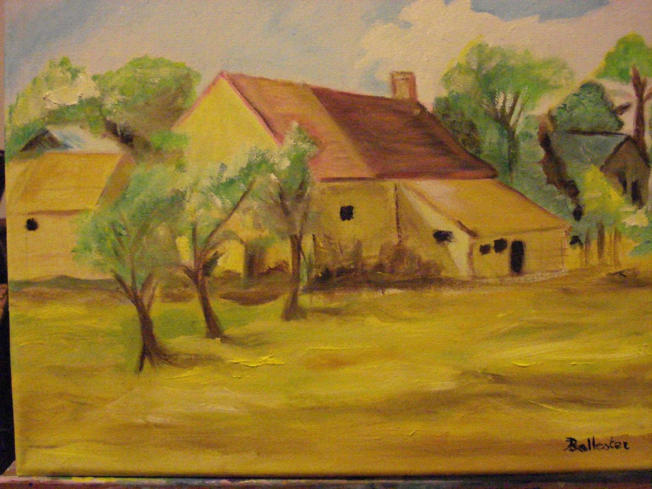 Mes cours de peinture page 2 for Peintures maison